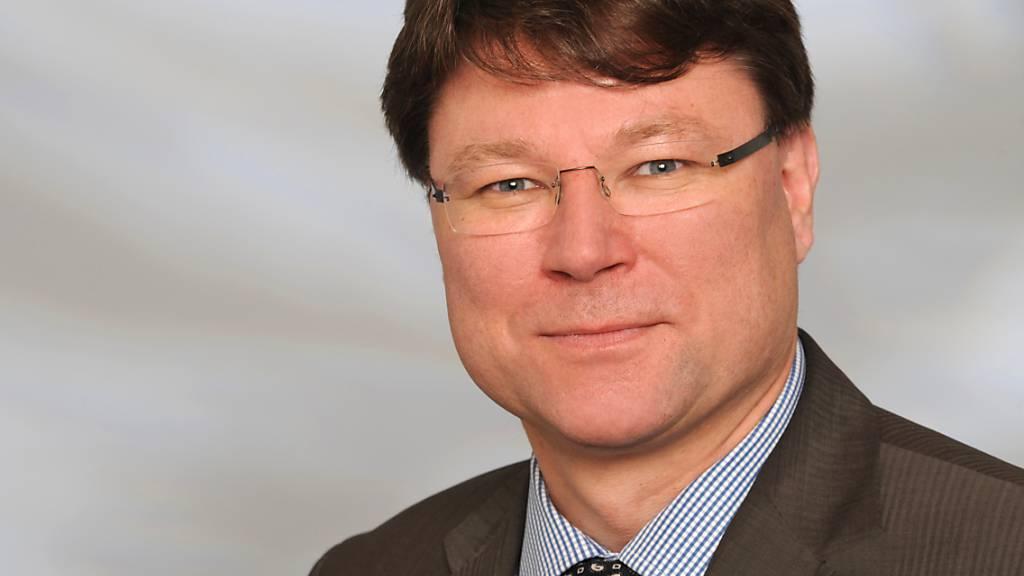 Seit vergangenem Jahr ist der Deutsche Holger Cordes Ascom-Chef: Er will den Technologieanbieter grundlegend umbauen und so wieder auf die Erfolgsspur bringen.