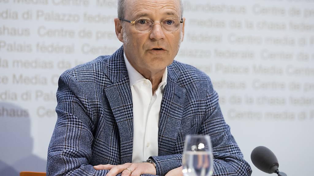 Stefan Blättler soll der neue Bundesanwalt werden. (Archivbild)