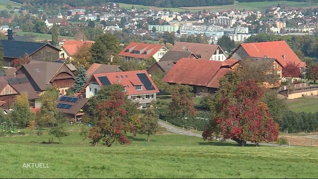 Geltwil: Grösstes Aargauer Steuerparadies?
