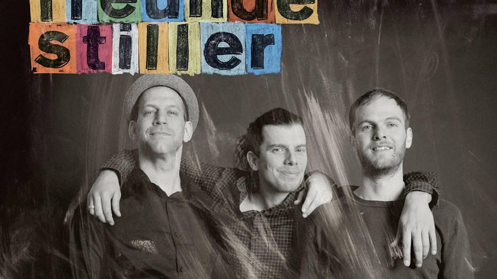 «Applaus, Applaus» für das neue Album von Sportfreunde Stiller