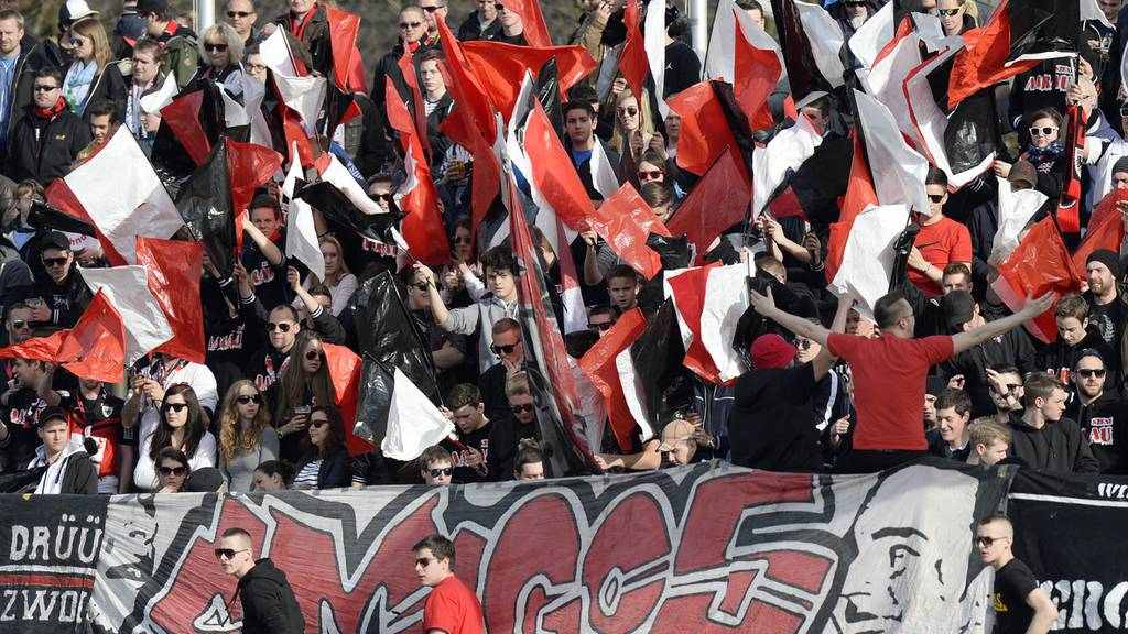 FCA-Fans Reaktion auf Cup-Niederlage