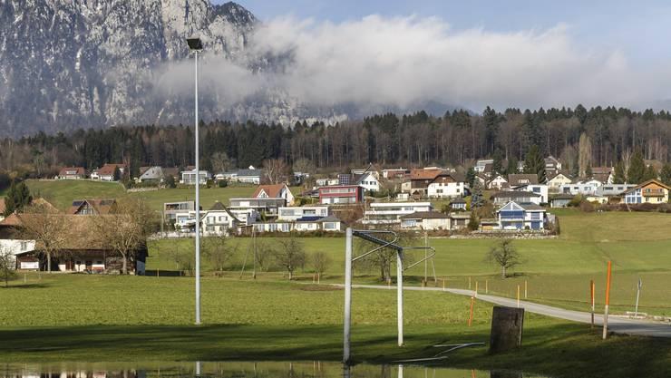 Das eigentliche Leitbild der Gemeinde Riedholz ist in zehn Fachbereiche unterteilt.