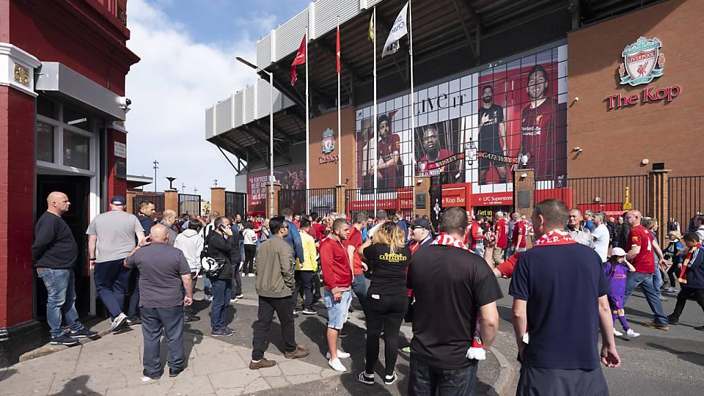 Liverpools Stadtpräsident befürchtet Menschenansammlung an der Anfield Road trotz Coronavirus
