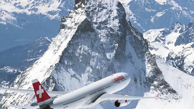 Die Swiss hat im Oktober mehr Passagiere befördert als im Vorjahresmonat (Symbolbild)