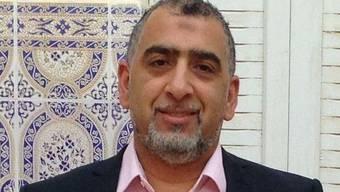 Atef Shanoun: Der Ex-Präsident der An'Nur-Moschee.