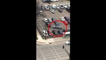 Kaum zu glauben: Diese Parkier-Versuche sind wirklich aussergewöhnlich.