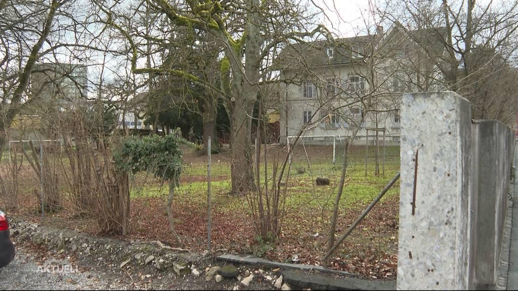 Integrationszentrum für 250 Asylsuchende in Aarau geplant