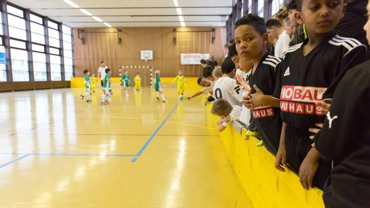 Junioren-Fussballturnier des FC Fulgor 2017