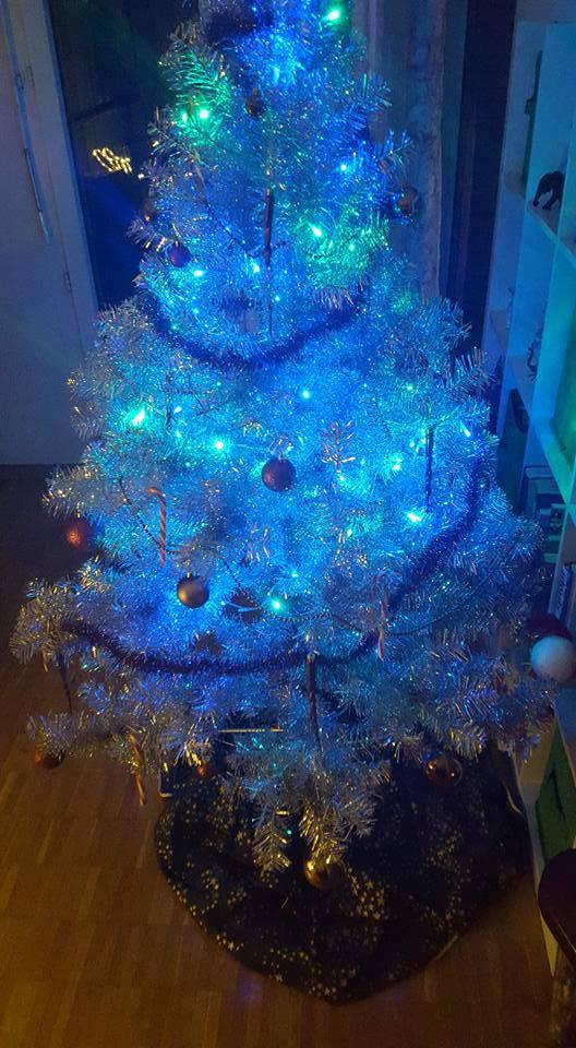 Blue Christmas bei Sara