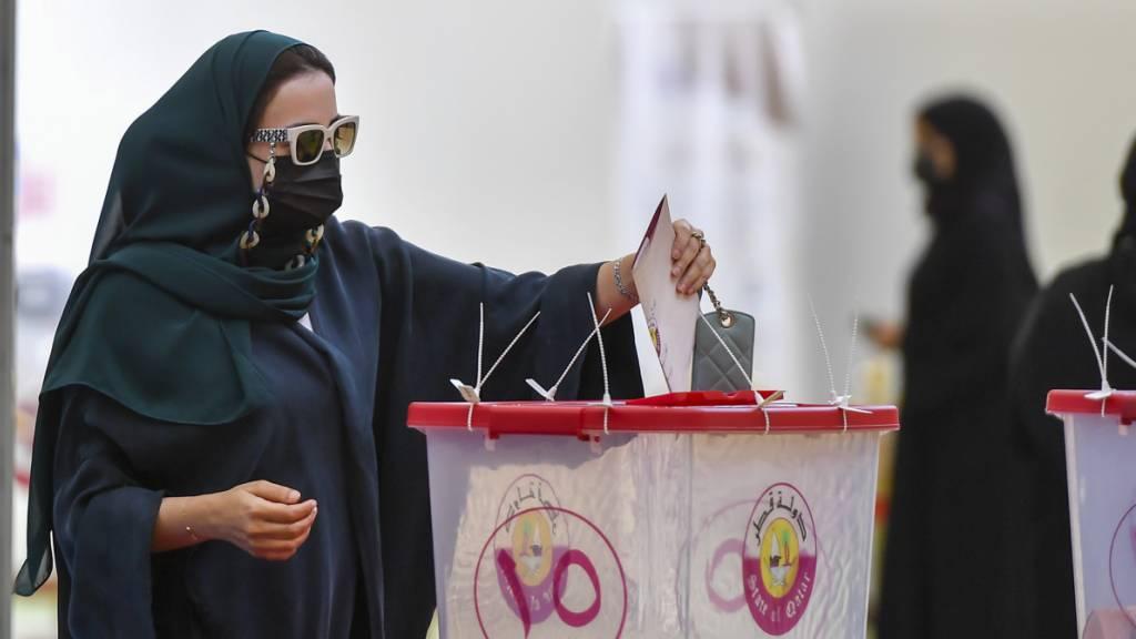 Frauen scheitern bei der ersten nationalen Wahl