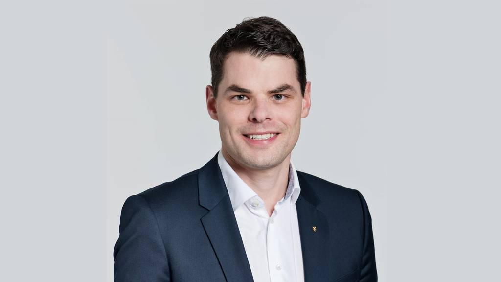 Luzerner FDP-Präsident Fabian Reinhard tritt ab