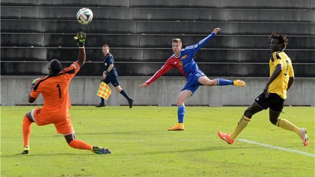 Cedric Itten: Schweiz U21
