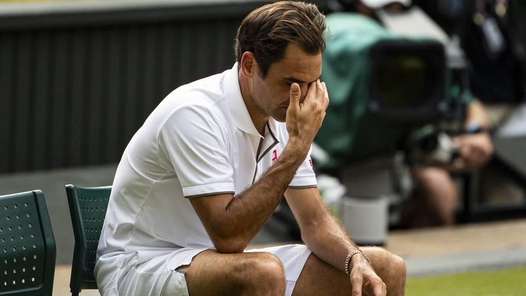Roger Federer muss schon wieder unters Messer