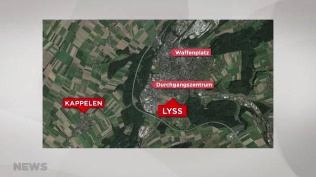 Lyss wehrt sich gegen zweites Asylzentrum