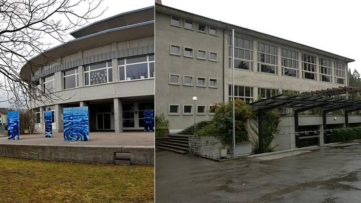 Die Schulhäuser Brühl und Hermesbühl wurden in den Unterlagen vertauscht.