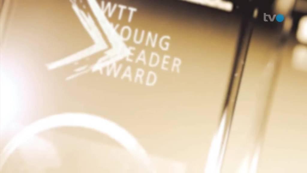 Preisverleihung des WTT Young Leader Award 2020