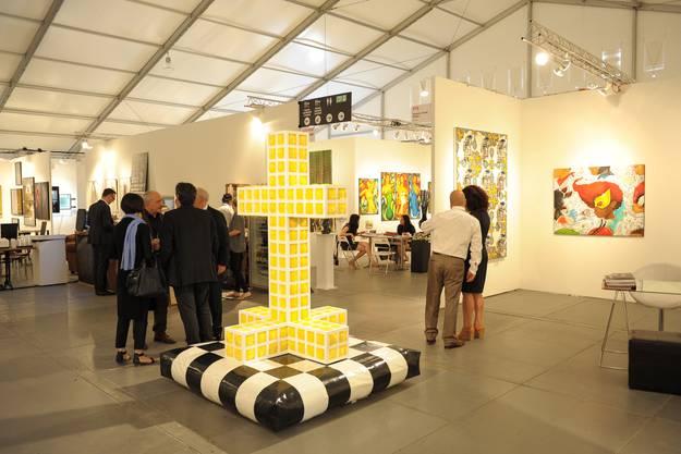 Scope 2014: Die Galerie Frank Pages.