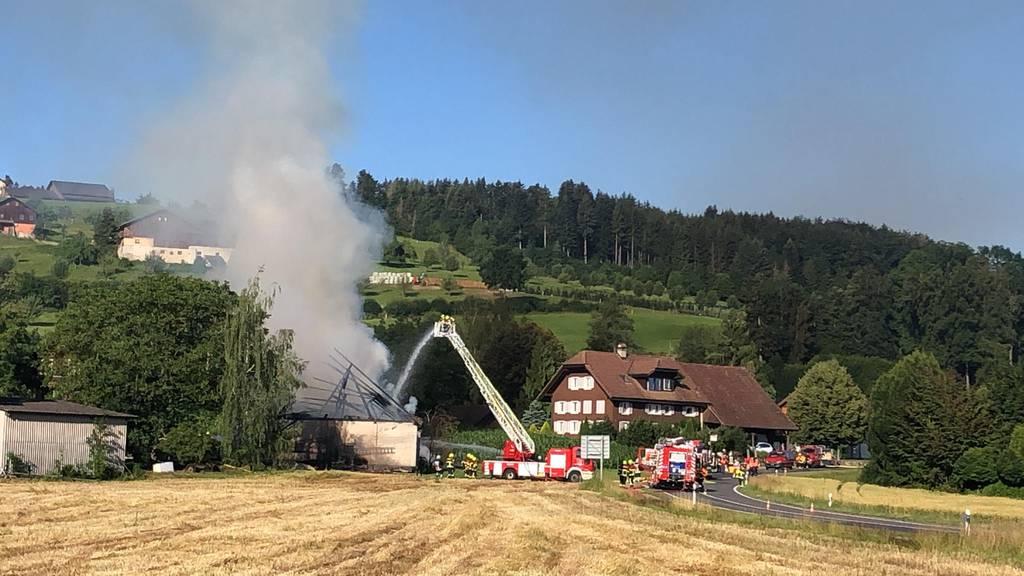 Brand Oberkirch