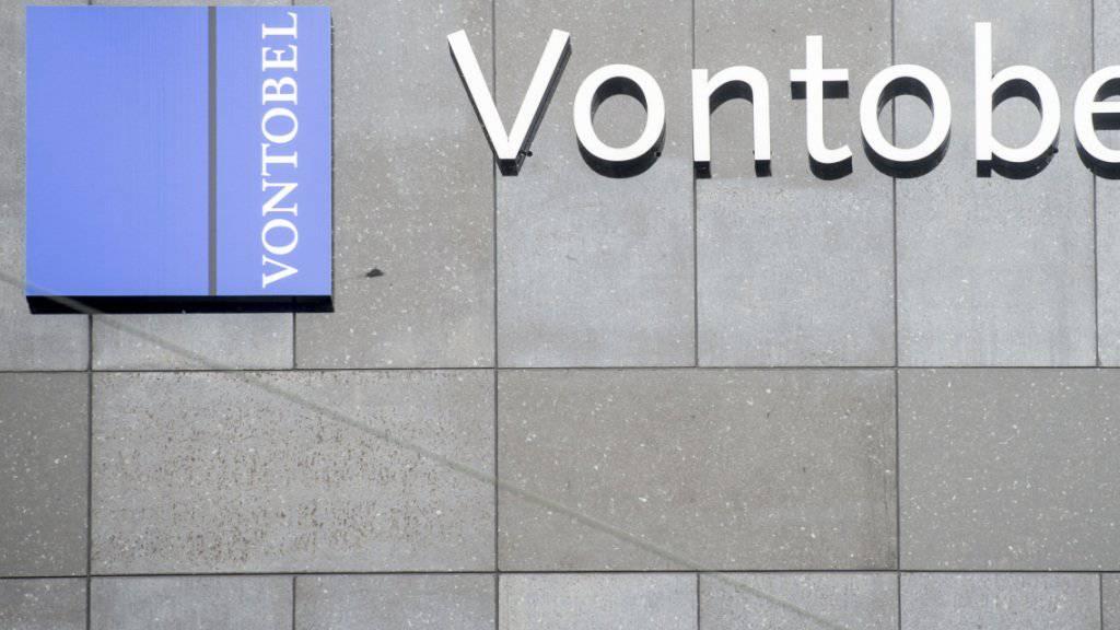 Die Bank Vontobel legt im ersten Halbjahr einen Gewinnsprung hin. Sie steigerte den Konzerngewinn um ein Drittel.