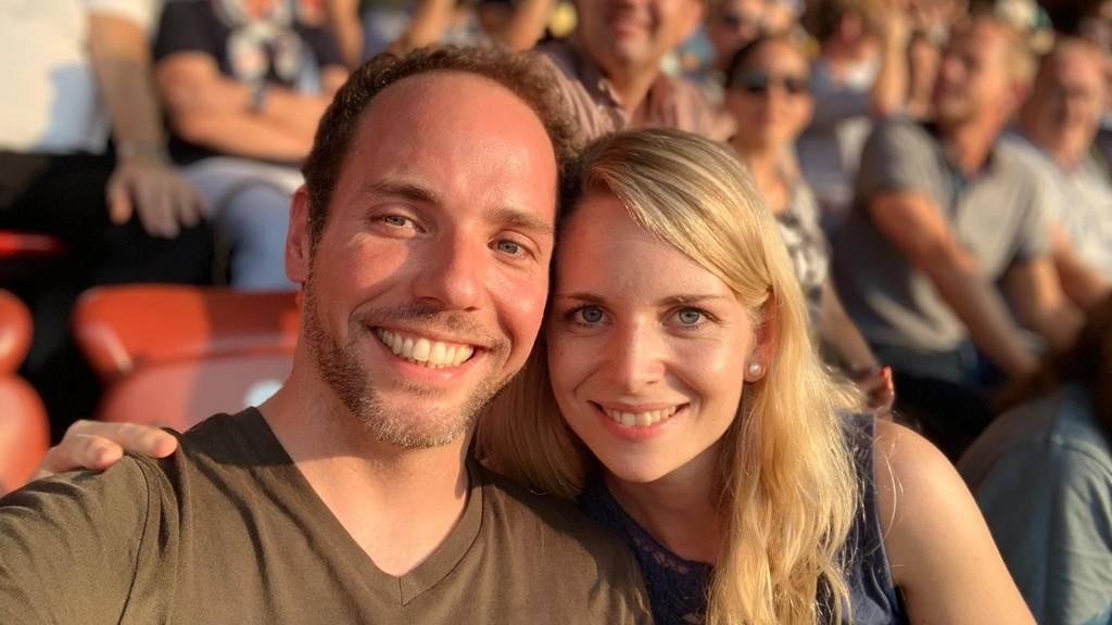 Deborah Furrer und Marlon Keller aus Cham