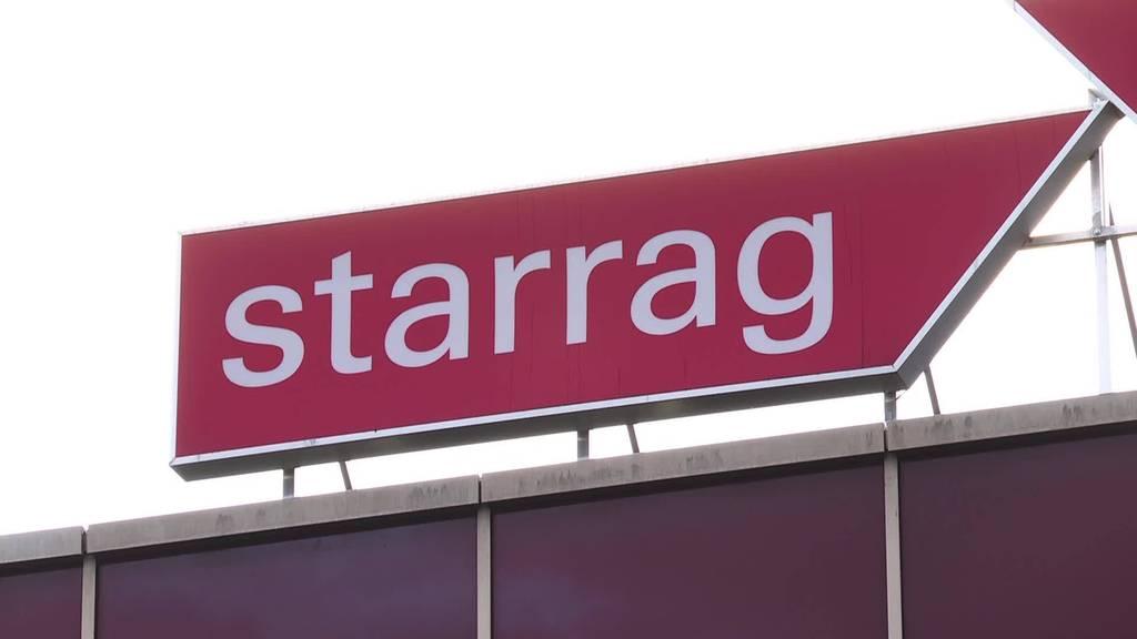 Wirtschaftsnews: Starrag, SFS, Appenzeller Kantonalbank