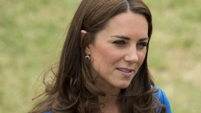 Kate erholt sich von ihrer Schwangerschaftsübelkeit (Archiv)