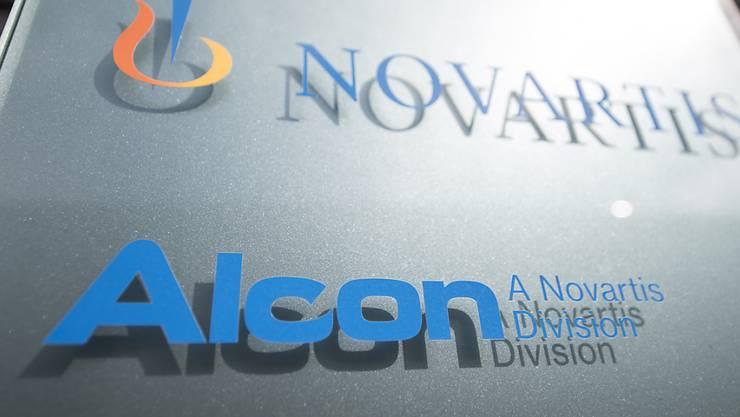 Alcon ist nun ein eigenständiges Schweizer Unternehmen.