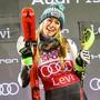 Mikaela Shiffrin wird nach Weltcup-Siegen im Slalom bald Rekordhalterin sein