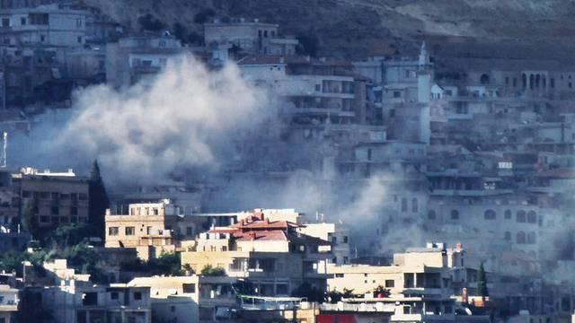 Die Kämpfe in Syrien gehen weiter (Archiv)