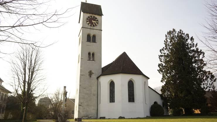 Die Kirche Maria Himmelfahrt in Selzach