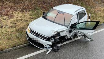 Verkehrsunfall in Schöftland (05.03.2020)