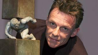 Stephan Schmidlin hat sich den Holzskulpturen verschrieben
