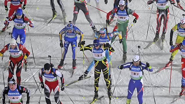 Die Schweizer beendeten den Weltcup in Oberhof auf Platz 10