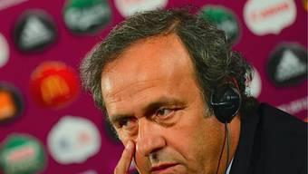 UEFA-Präsident Michel Platini lanciert eine ungewöhnliche Idee
