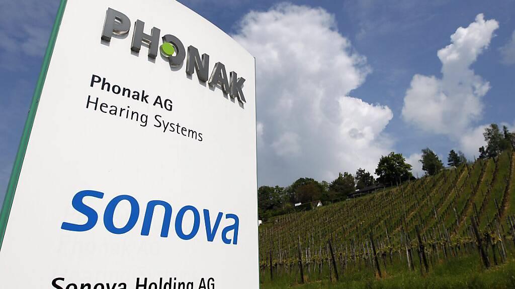 Phonak-Mutter Sonova baut 13 Stellen in Murten ab