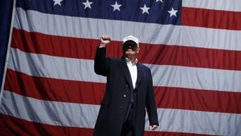 Noch hat Donald Trump alle Macht eines US-Präsidenten. Seine Vorgänger nutzten sie in ihren letzten Tagen für Massen-Begnadigungen.