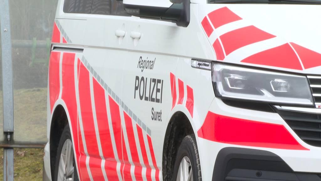 Polizei schliesst Feuerwerksstände im Aargau