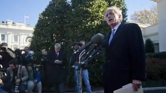 Senator Corker vor Journalisten: Iran-Deal am Wochenende möglich