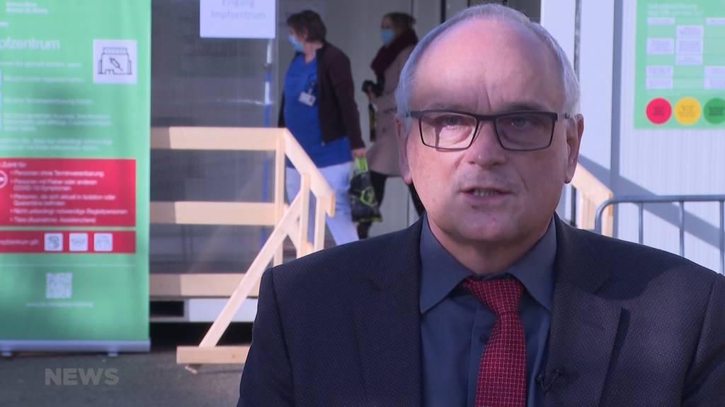 Schlusslicht Bern: Warum der Kanton am wenigsten impft