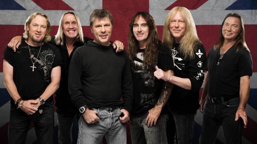 Iron Maiden enthüllen brandneuen Track «The Writing On The Wall»