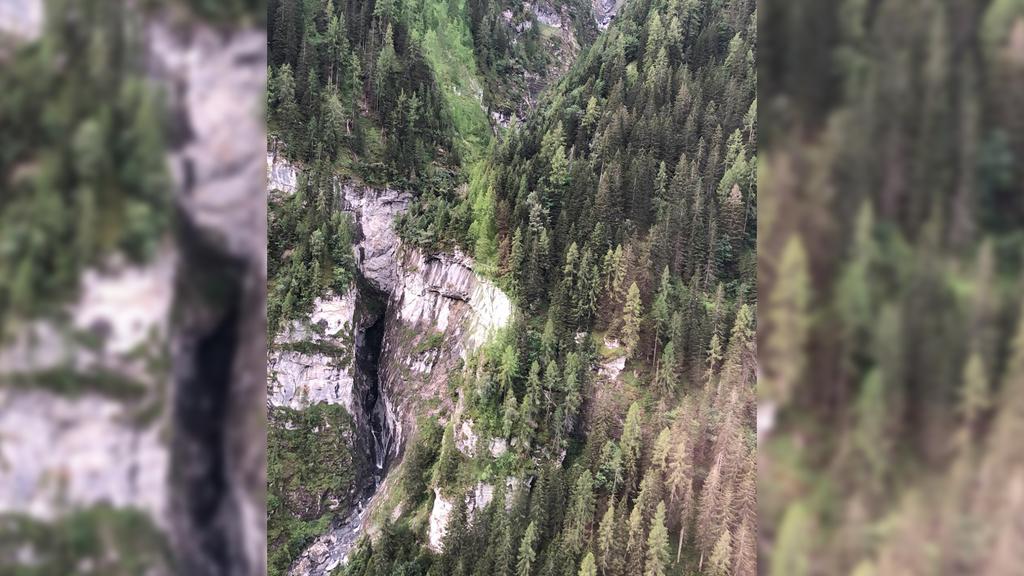 Vierter Vermisster nach Canyoning-Unglück gefunden: «Er war in Geröll vergraben»