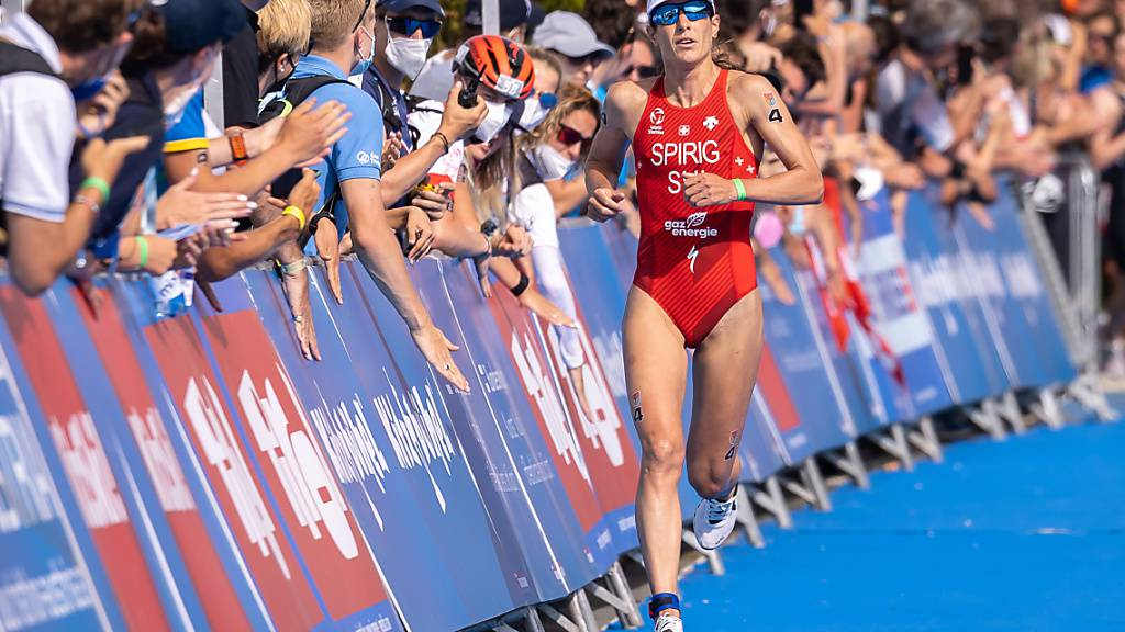 Die zweifache Medaillengewinnerin Nicola Spirig bestreitet in der Nacht auf Dienstag den Olympia-Triathlon