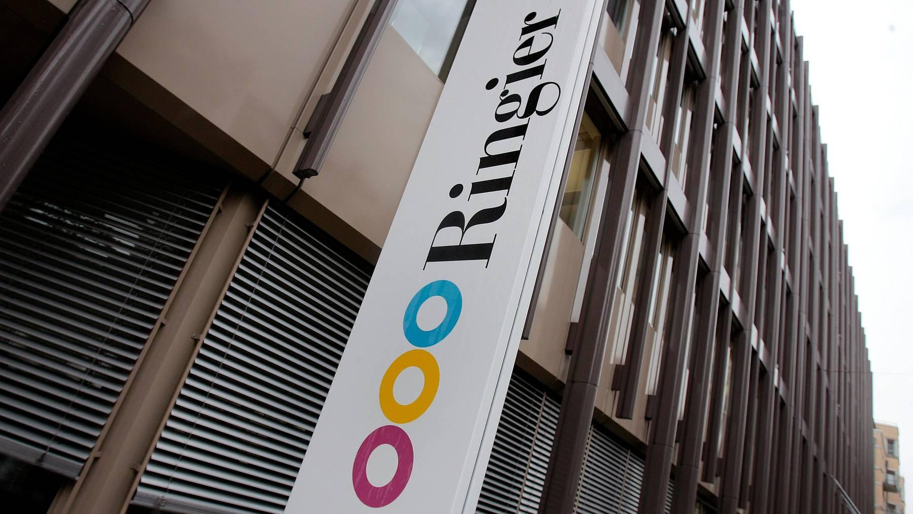 Ringier, das grösste private Medienhaus der Schweiz, tritt wieder dem Verband Schweizer Medien bei.