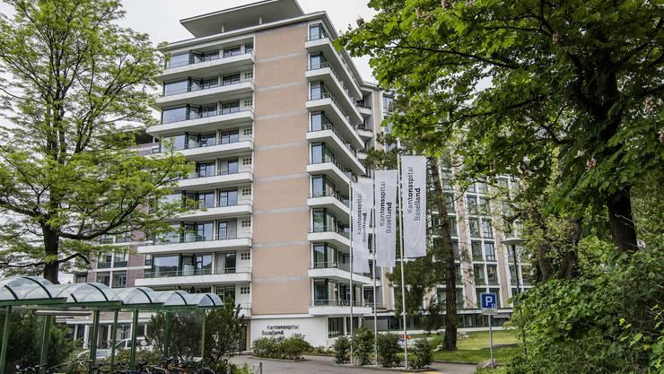 Schlechte Substanz: Das Kantonsspital Baselland (im Bild der Standort Liestal) hat 2018 negative Zahlen geschrieben.