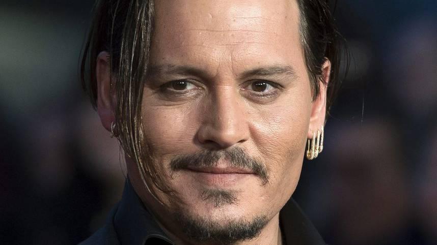 Johnny Depp kommt heute Abend ans ZFF