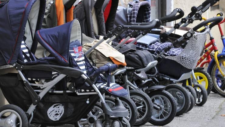 Die Geburt von Sechslingen ist äusserst selten - nach Angaben der Ärzte in Krakau kommt eine Sechslingsgeburt auf 4,7 Milliarden Entbindungen. (Symbolbild)