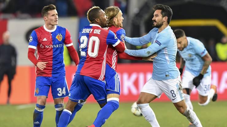 Die Galaktischen waren einmal, heute sind Pep Guardiolas Himmelsstürmer in Himmelblau das Mass der Dinge. Das musste der FC Basel bitter erleiden.