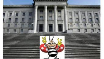 Ein Käfer geht vor Bundesgericht.