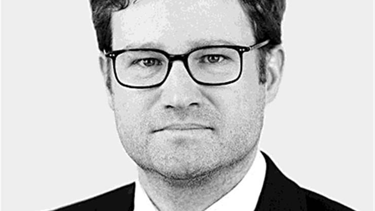 Stefan Schmid, Inland-Chef «Nordwestschweiz»