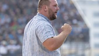 Sven Schurtenberger ist rehabilitiert und kann 2020 wieder schwingen
